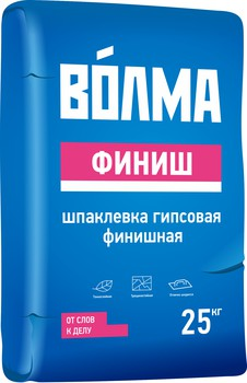 Купить шпатлевка волма финиш в Интернет-магазине МосСтройСмеси в Москве по цене от 287.00